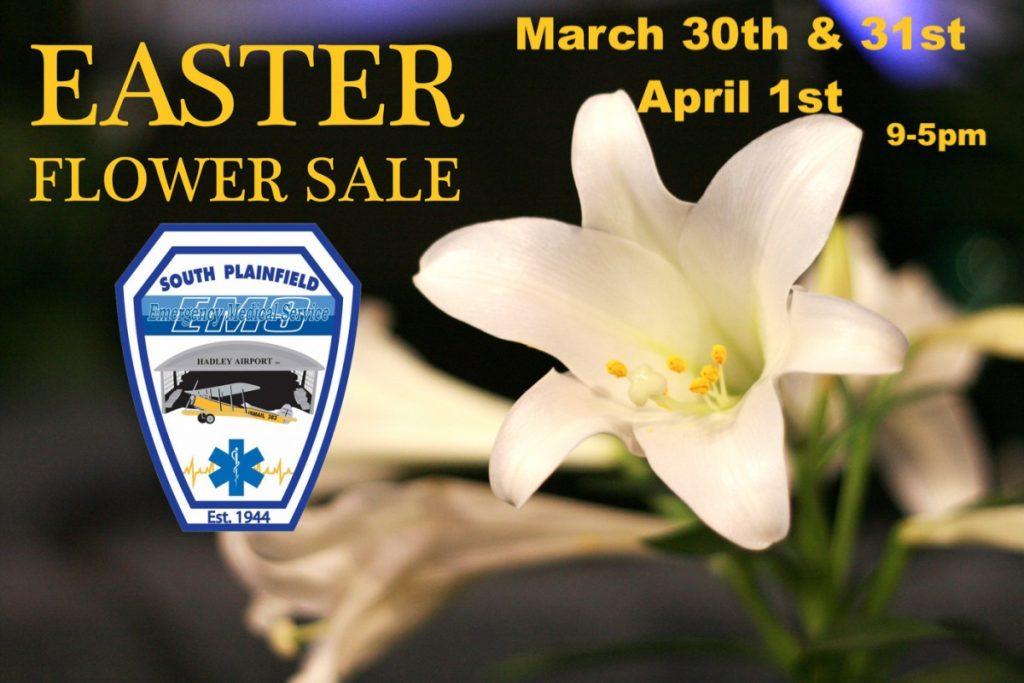 Easter Flower Sale 2018!!