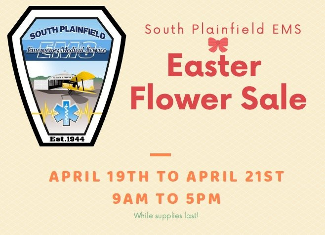 Easter Flower Sale 2019!!